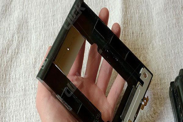جایگزین کردن دی وی دی رایتر لپ تاپ با یک هارد دیسک