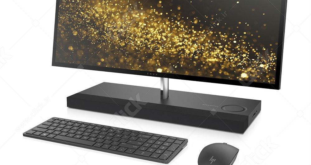 کامپیوتر رومیزی HP Envy All-in-one 27