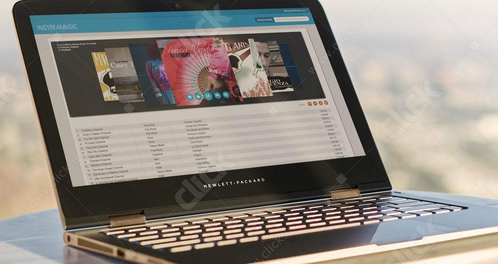 لپ تاپ هیبریدی HP Spectre x360