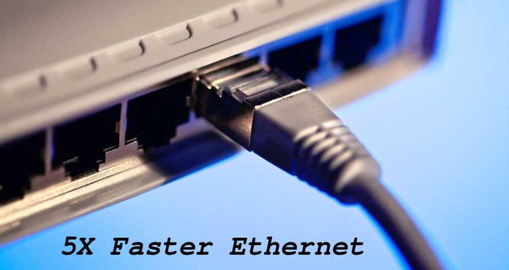 استاندارد جدید IEEE سرعت اینترنت را تا ۵ برابر افزایش می دهد