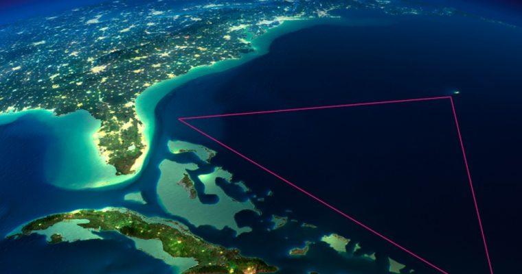 مثلث برمودا فضایی