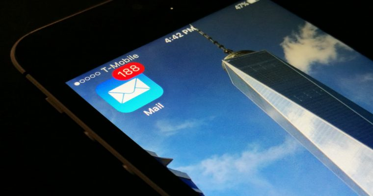 How to stop Apple's Mail app from messing up your inbox in iOS 10