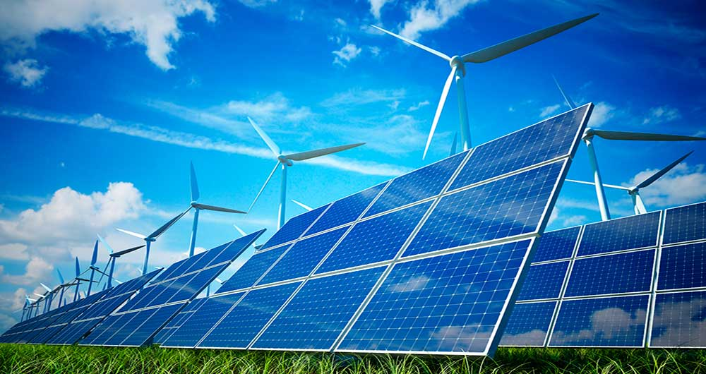 انرژی های تجدید پذیر