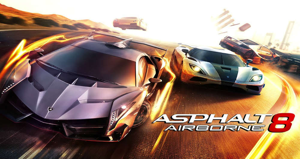 Asphalt 8: Airborne update adds incredible new cars, multiplayer seasons and leagues