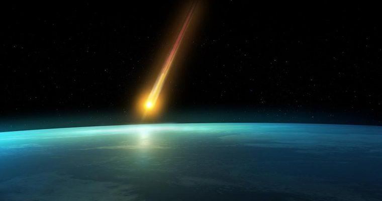 برخورد یک ستاره دنباله دار با زمین عامل گرم شن کره زمین است
