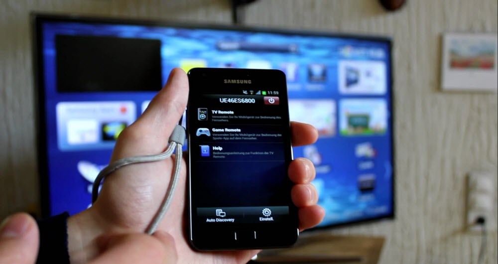 connect mobile to tv