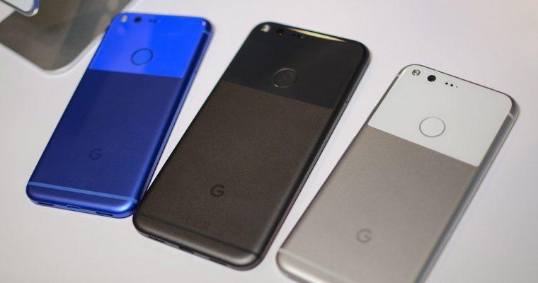 گوشی جدید گوگل