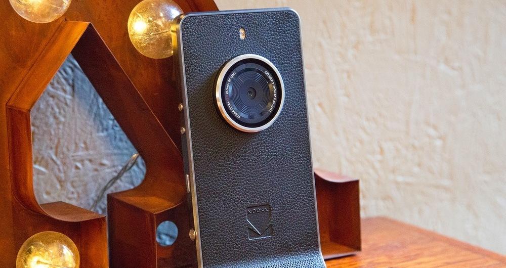 بازگشت کداک با گوشی مختص عکاسان حرفه ای