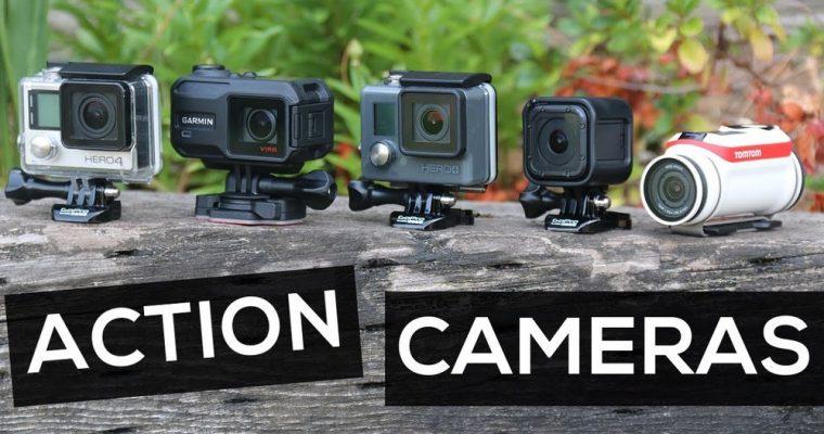 بهترین دوربین های اکشن