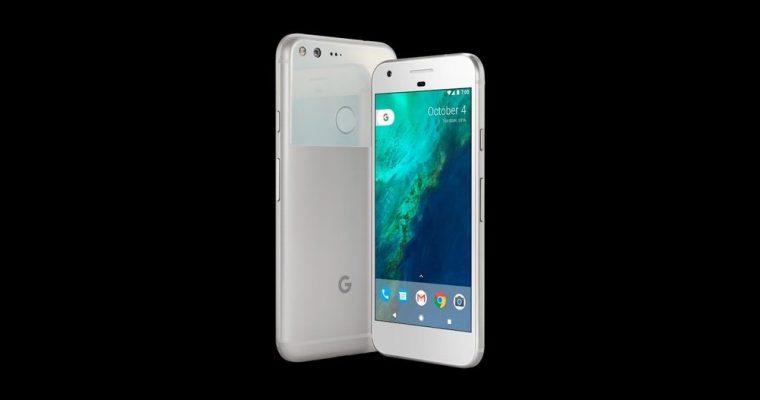 دو گوشی جدید گوگل