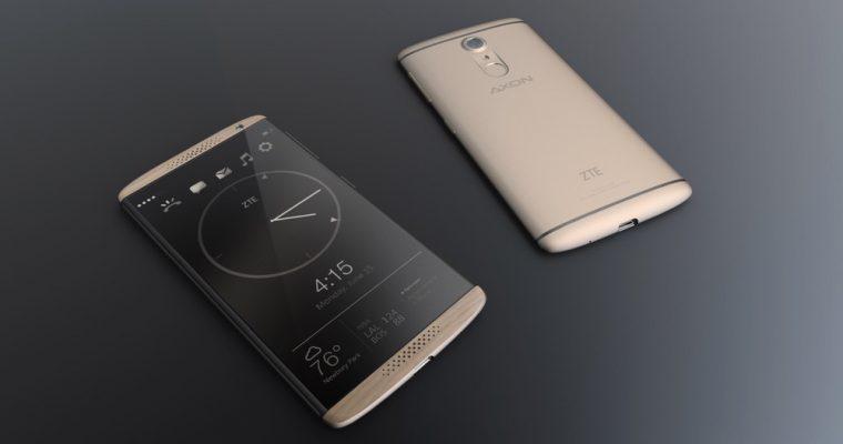 گوشی جدید ZTE
