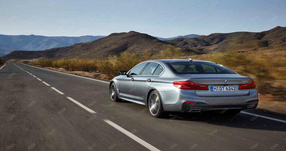 بزرگ تر شدن BMW نسبت به سری های قبلی