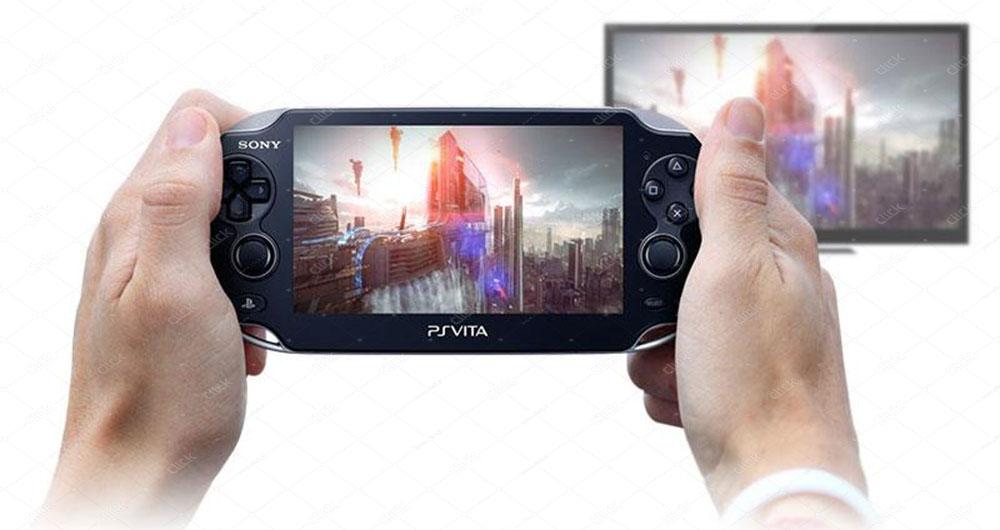 استفاده از PS Vita به عنوان دسته اضافی در پلی استیشن 4