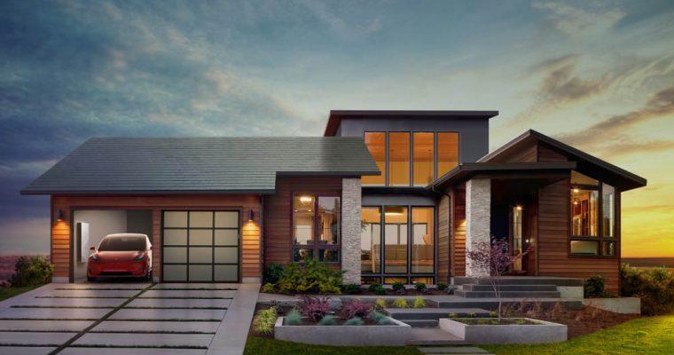 معرفی نسل جدیدی از سقف های خورشیدی توسط تسلا