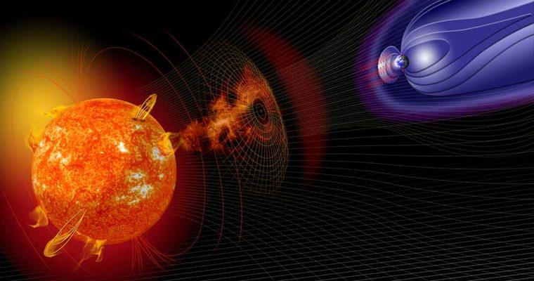 حمله فضایی ها؛ نسخه توفان های خورشیدی