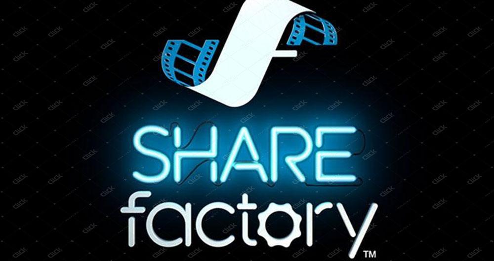 نرم افزار ویرایش حرفه ای ویدئو Share Factory در پلی استیشن 4