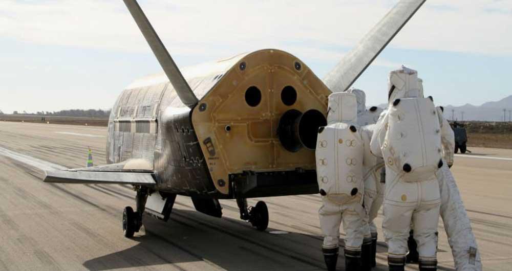 ماموریت محرمانه هواپیمای آمریکایی در مدار زمین چیست؟