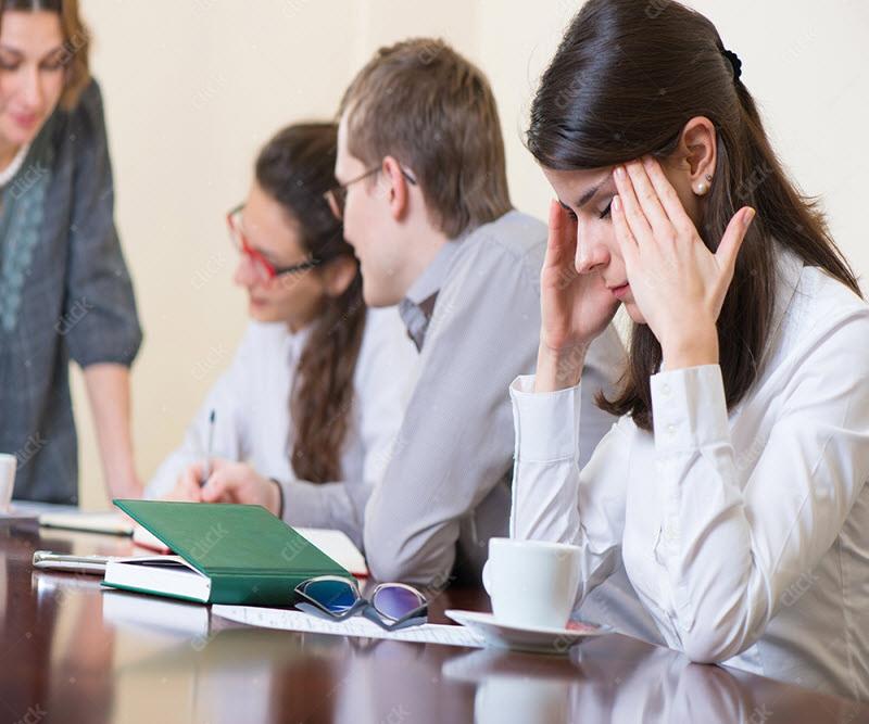 stress in seminar