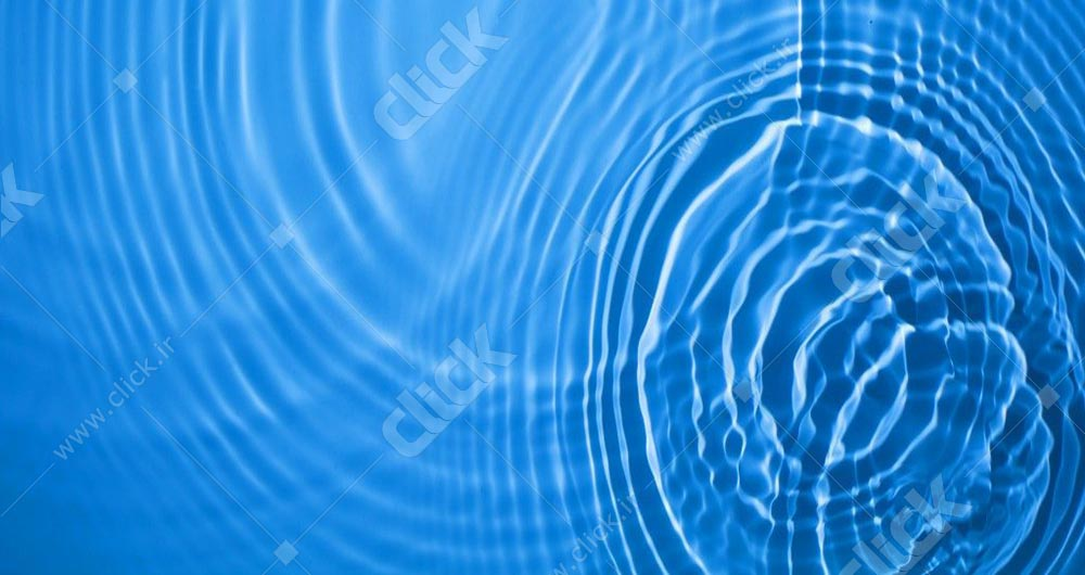 تصویر موج آب