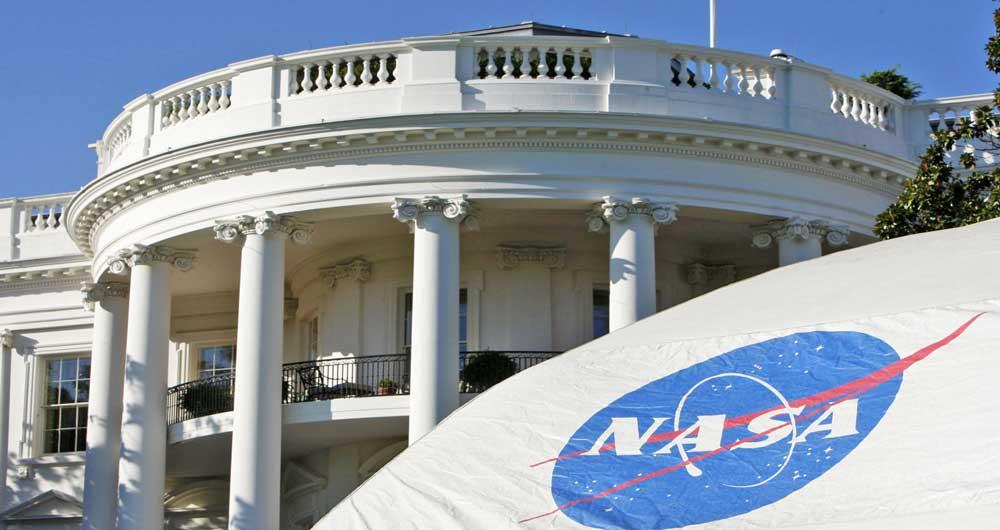 قول اوباما برای اعزام انسان به مریخ تا سال ۲۰۳۰
