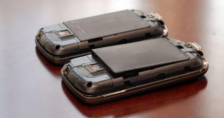 علت تورم باتری گوشی