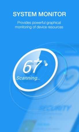 اپلیکیشن  SYStem Activity Monitor