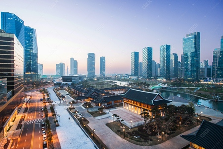 Songdo in 2020