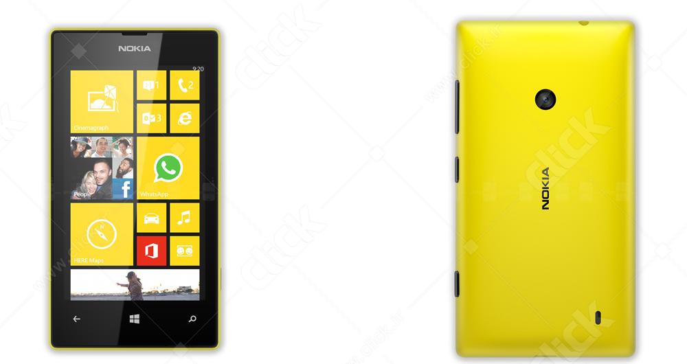 نوکیا لومیا 520، محبوبترین ویندوز فون در طی چندین سال