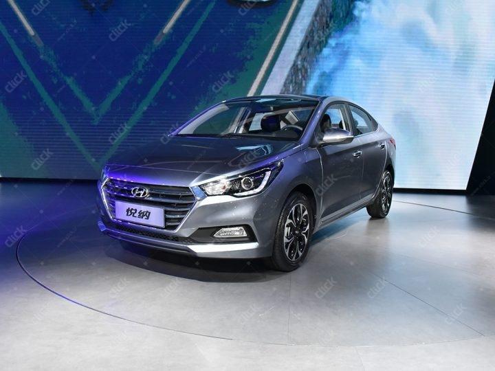 Hyundai Verna 2017