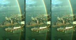 ۳۶۰ degree circular rainbow