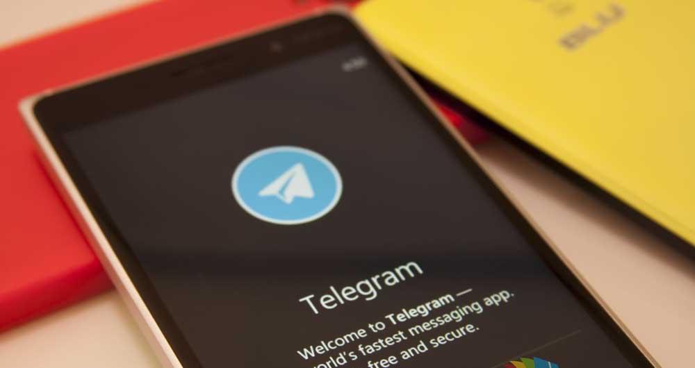 سرویس جدید تلگراف در تلگرام فیلتر شد