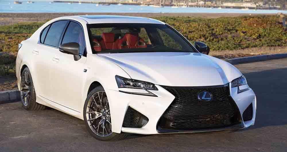 لکسوس GS؛ خودروی سواری سریع و خشن!