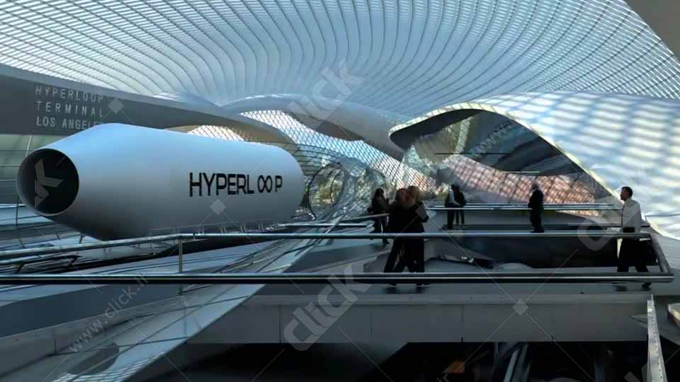 ۲۰۱۶ is a breakthrough year for Hyperloop, says CEO