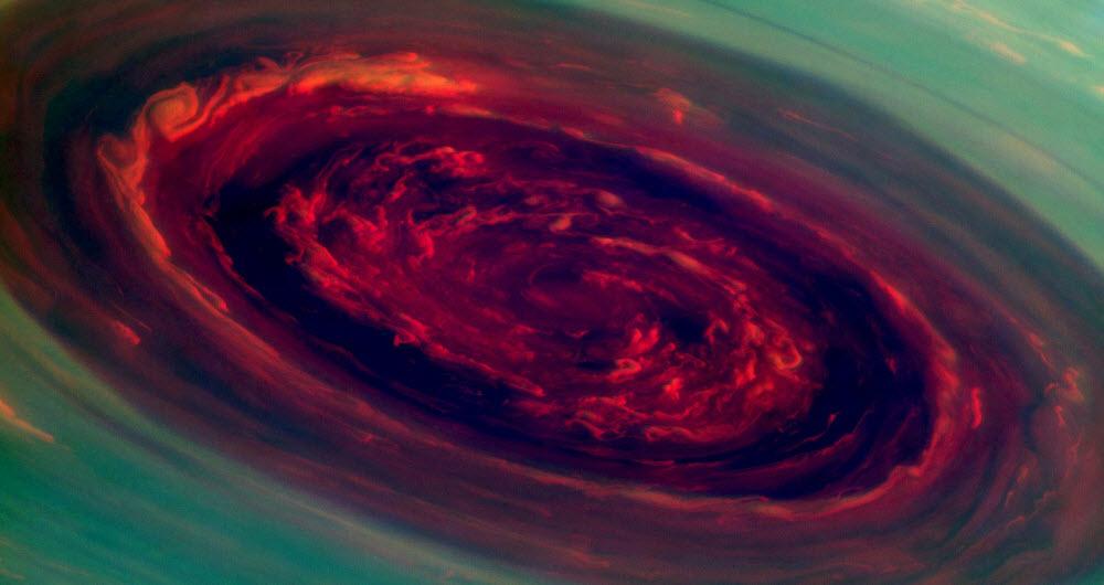 Check the Cassini spacecraft of Saturn