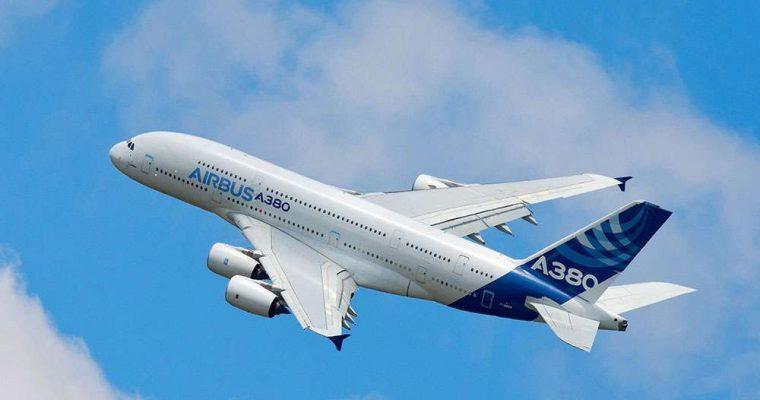 هواپیمای ایرباس هماهنگ با سیکل بدن