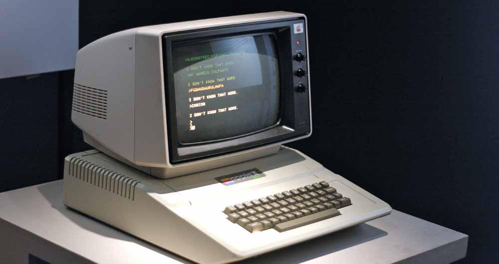 به روز رسانی سیستم عامل کامپیوتر Apple II پس از ۲۳ سال