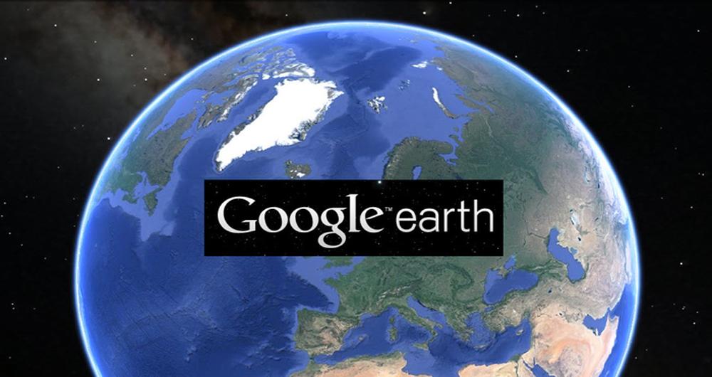 ۲۵ عکس هوایی منحصربهفرد در Google Earth