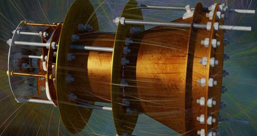 نقض قانون سوم نیوتن توسط موتور موسوم به 'غیرممکن' ناسا