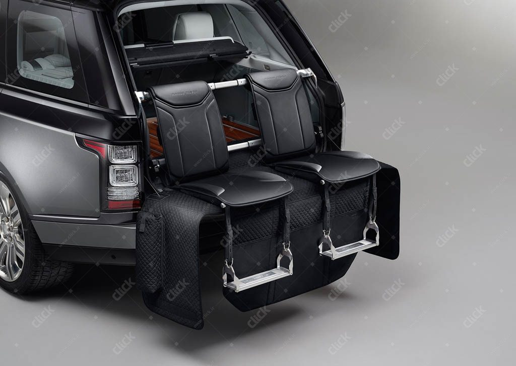 Event Seating landrover