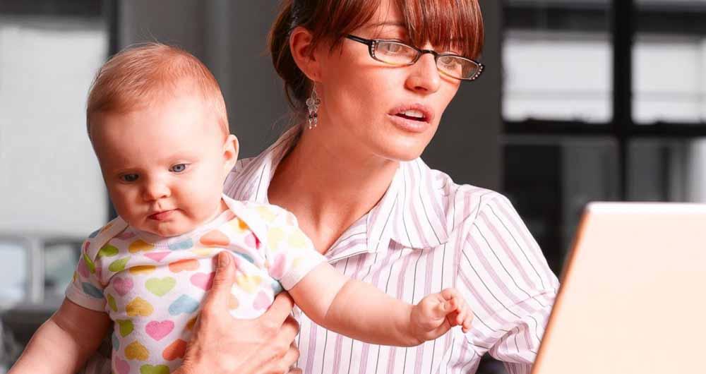 مادران در شبکه های مجازی