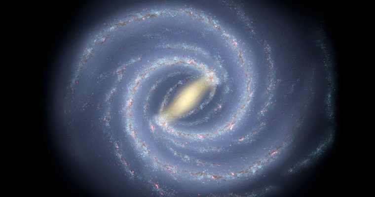 Hidden cluster of galaxies may be moving the Milky Way