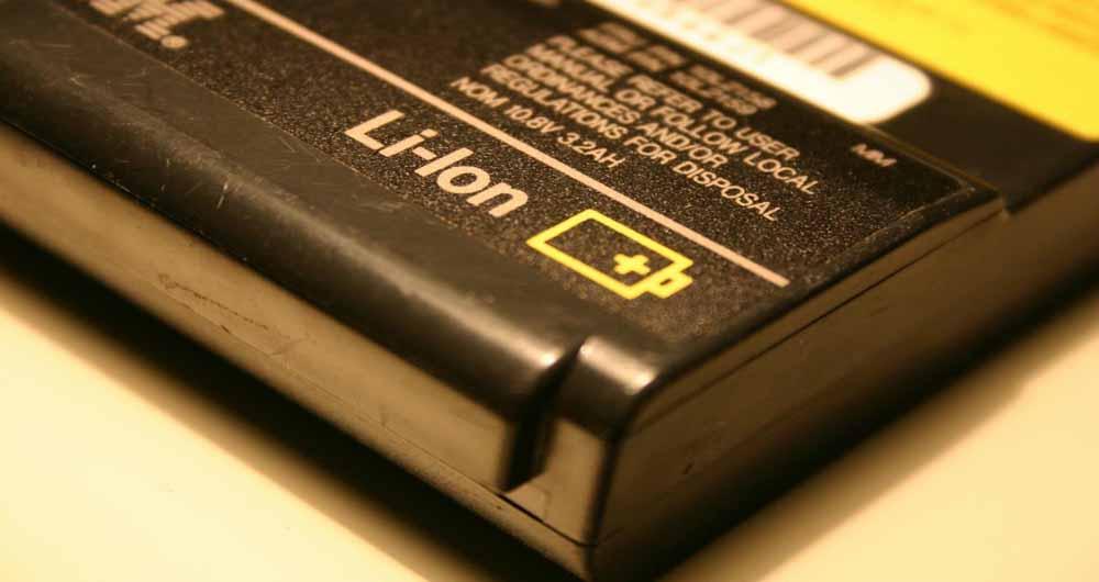 نحوه صحیح شارژ باتری لپتاپ