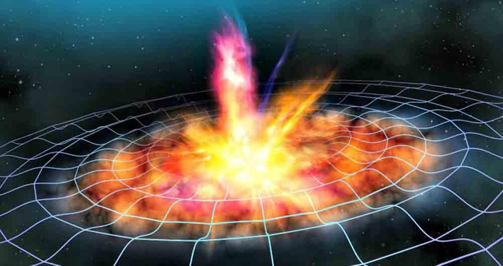 مقایسه سرعت نور در لحظات اولیه شکل گیری زمین با زمان حال!