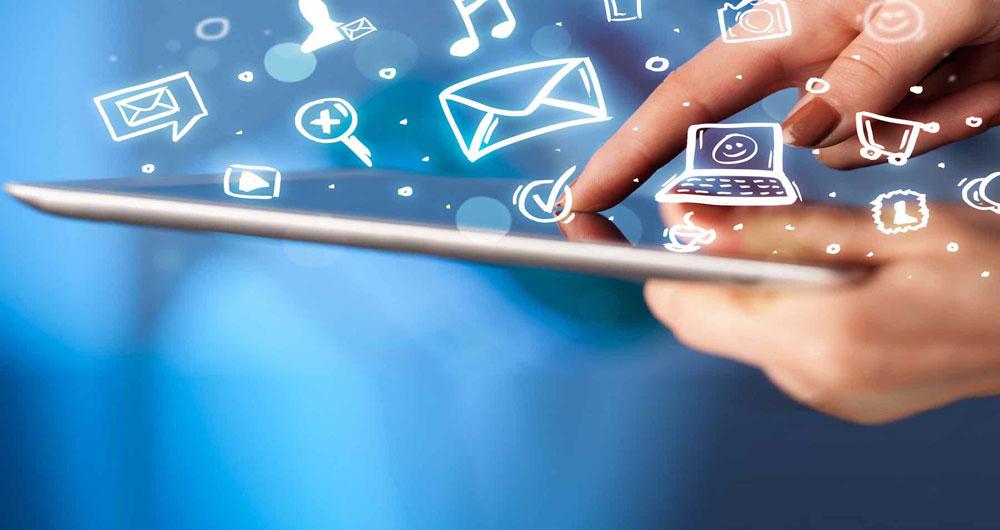 ضریب نفوذ ۹۸.۹ درصدی تلفن همراه و رشد ۷۹ گیگابیت بر ثانیه اینترنت در ایران