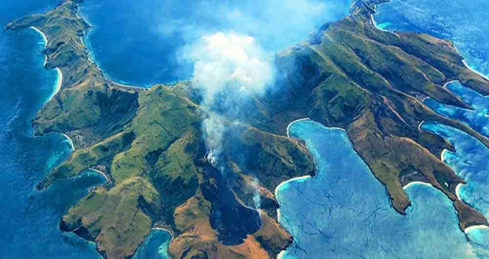 کشف بزرگترین گسل زمین در اقیانوس آرام