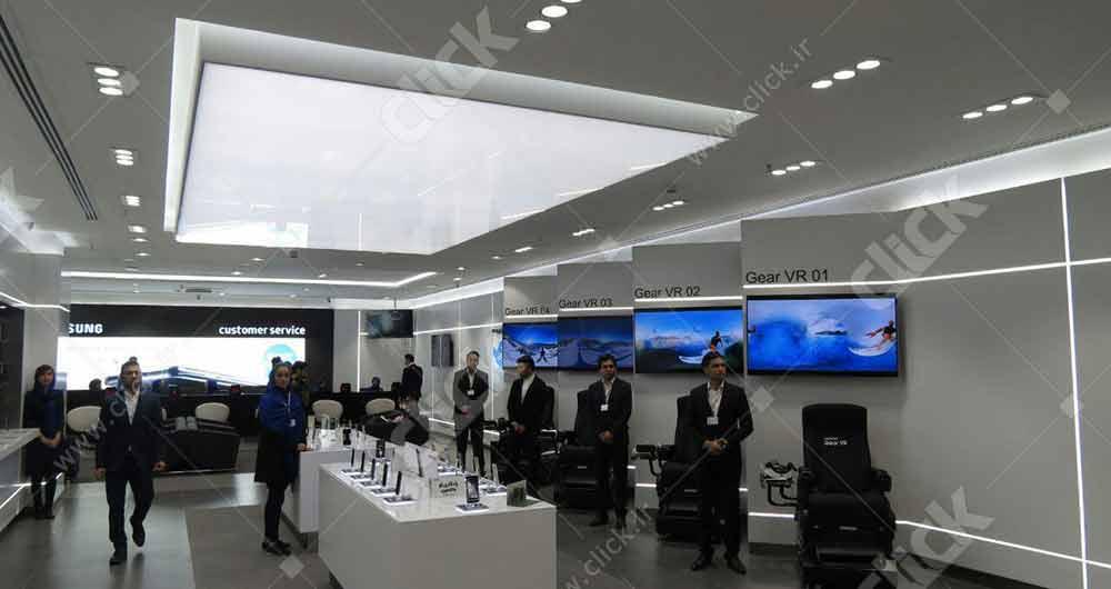 افتتاح بزرگترین مرکز خدمات موبایل در ایران