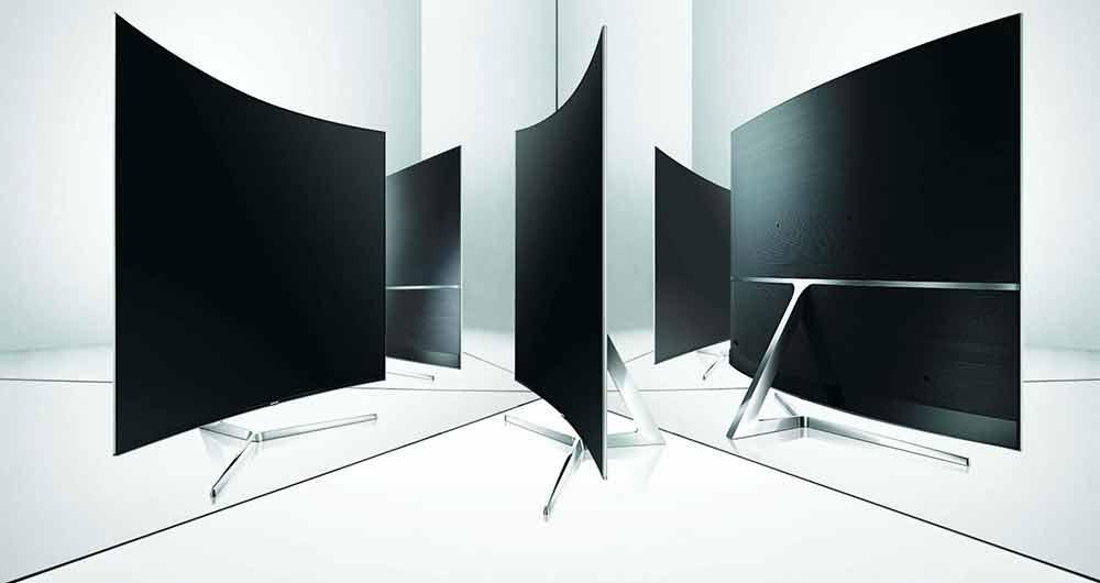طراحی ۳۶۰ درجه تلویزیونهای SUHD سامسونگ
