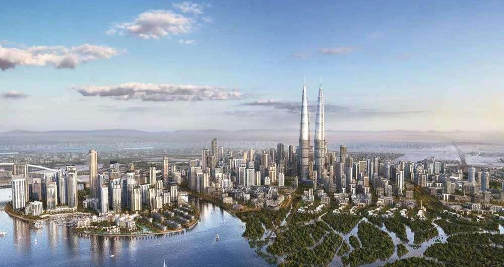 پروژه های عظیم عمارات متحده عربی