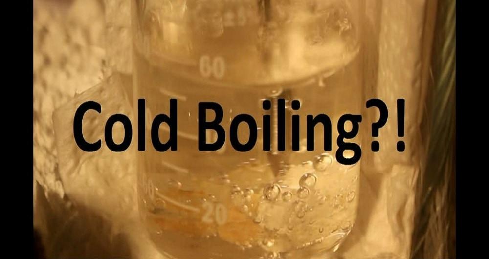 cold boil