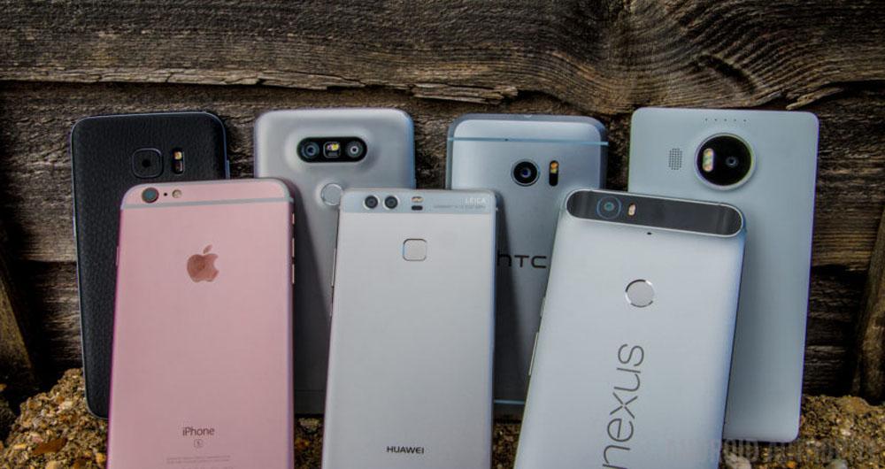بهترین دوربین گوشیهای هوشمند در سال 2016